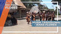 Serunya Mengikuti Gerakan Tari Tradisional Khas Kampung Bena, Flores