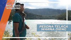 Pesona Keindahan Telaga Warna Dieng, Objek Wisata Andalan di Wonosobo
