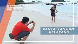 Menikmati Pesona Keindahan Pantai Tanjung Kelayang Belitung