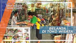 Berburu Buah Tangan Khas Kota Palangkaraya Kalimantan Tengah