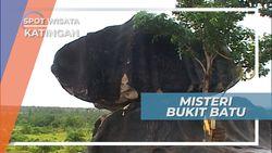 Melihat Fenomena Alam dari Dekat di Bukit Batu Kalimantan Tengah