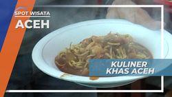Lezatnya Mie Aceh, Kuliner Khas Tanah Rencong yang Legendaris, Aceh