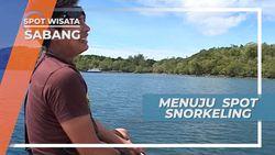 Snorkeling, Menuju Titik Bawah Air Terindah di Sabang