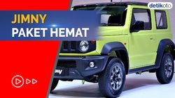 Jimny Versi Murah Rilis, Suzuki Jimny Lite