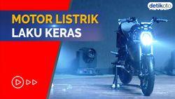 Motor Listrik Rp 17 Jutaan Buatan India, Ludes Terjual Dalam Dua Jam