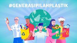 Yuk, Ikut Restorasi Ekosistem dengan Jadi #GenerasiPilahPlastik!