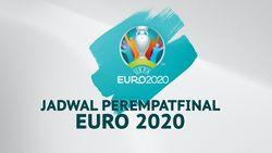 Catat! Jadwal Duel Panas Perempatfinal Euro 2020