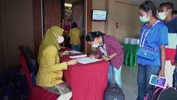 Latih Eks Pekerja Migran Kupang, Kominfo Dorong Inovasi Produk Ekonomi