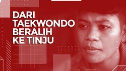Perjalanan Karir Sang Petinju Wanita Indonesia