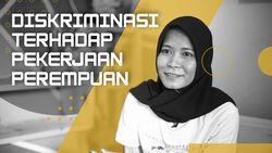 Stop Diskriminasi Pada Kaum Perempuan!