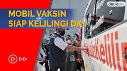 Jemput Bola, Anies Baswedan Terjunkan Mobil Vaksin Keliling