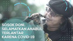 Sosok Doni Penolong Anabul Terlantar di Kala Pandemi COVID-19