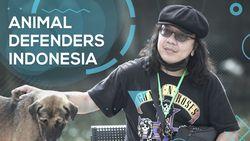 Melawan Peracun Anjing Jadi Latar Belakang Doni Buat Shelter