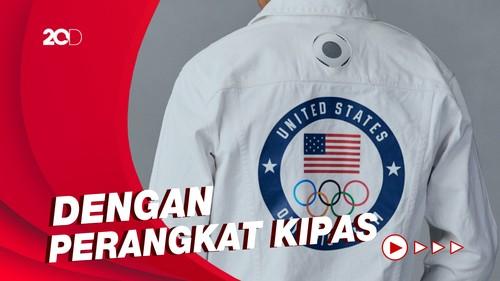 Ralph Lauren Bikin Jaket Anti Panas untuk Atlet Amerika di Olimpiade