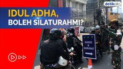 Libur Idul Adha Silaturahmi di Wilayah Aglomerasi, Boleh Nggak?