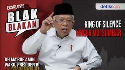 Wapres Bicara King of Silence hingga Papua