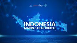 #MakinCakapDigital Bersama Kominfo RI dan GNLD Siberkreasi