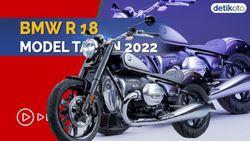 BMW Motorrad Rilis BMW R 18 dan R 18 Classic Model Tahun 2022