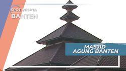 Masjid Agung Banten, Arsitektur Akulturasi Berbagai Budaya