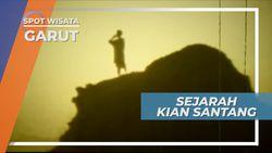 Kian Santang Garut, Sejarah Putra Prabu Siliwangi yang Bertemu Sayyidina Ali Di Makkah
