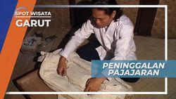 Lontar dan Keris Peninggalan Padjajaran di Makam Godog Garut