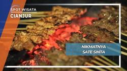 Sate Shinta, Lezatnya Kuliner Kambing Muda Cianjur