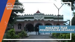 Masjid Al Manshur Wonosobo, Dibangun Murid Pangeran Diponegoro Dengan Bergaya Demak