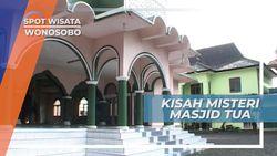 Masjid Al Manshur Wonosobo, Kisah Si Anak Nakal Yang Diceburkan Ke Kolam