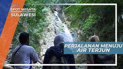 Air terjun Lombongo, Jalan Setapak Tiga Jam Terbayar Keindahan Gorontalo