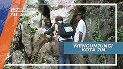 Otalojin, Batu Besar di Desa Kotajin Utara Atinggola Gorontalo