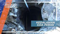 Puluhan Hingga Ratusan Meter Kedalaman Goa Tambang Perak, Gorontalo