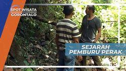 Asal Muasal Perburuan Perak, Gorontalo