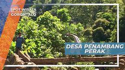 Desa Bunga Hijau, Rumahnya Para Penambang Perak, Gorontalo