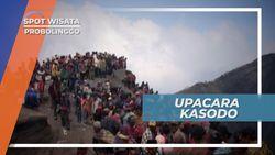 Upacara Kasodo, Tradisi Suku Tengger Untuk Keberkahan, Probolinggo