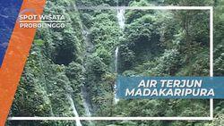 Madakaripura, Air Terjun di Lereng Gunung Bromo, Probolinggo