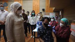 Gelar Vaksinasi untuk Karyawan, Kemnaker Beri Apresiasi ke Perusahaan
