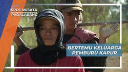 Penambangan Kapur Padalarang, Keluarga Penuh Harap