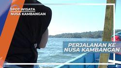 Membelah Laut untuk Menuju Pulau Nusakambangan