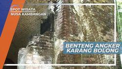 Benteng Karang Bolong Nusa Kambangan, Cerita Misteri dibalik Keindahan Alam