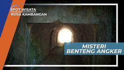 Benteng Karang Bolong Nusa Kambangan, Merekam Berbagai Tragedi Memilukan