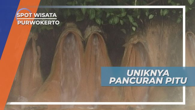 Pancuran Pitu Purwokerto, Sumber Air Panas Penyembuh Penyakit