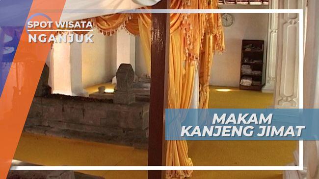 Makam Kanjeng Jimat, Bupati Pertama Nganjuk