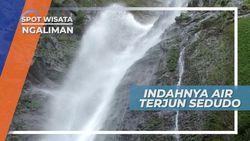 Air Terjun Sedudo, bertingkat-Tingkat Indahnya di Lereng Gunung Wilis