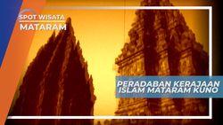 Peradaban Kerajaan Islam Mataram Kuno