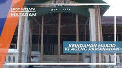 Masjid Agung Ki Ageng Pamanahan Yang Kaya Akan Aejarah