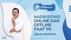 Nasib Bisnis Online dan Offline Saat Ini