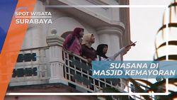 Masjid Kemayoran, Suasana Masjid Bermenara Satu di Kota Surabaya