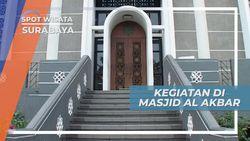 Masjid Nasional Al-Akbar Surabaya, Kajian Lansia Jamaah Berumur 50 Tahun Lebih