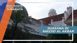 Masjid Al Akbar Surabaya, Struktur Bangunan yang Kokoh dan Penuh Sejarah