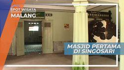 Masjid Bungkuk Singosari, Masjid Pertama di Singosari, Malang